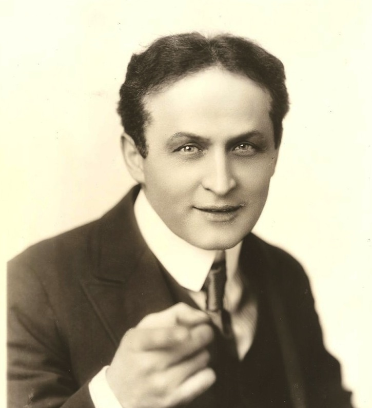 Welcome to Houdini's Revenge! – Odd Things Considered